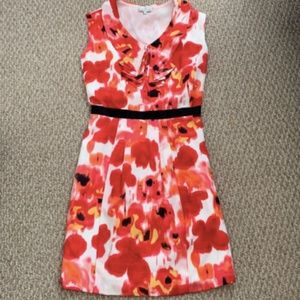 Miguelina Sleeveless Floral Dress